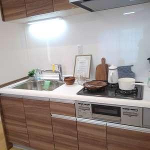 高田馬場住宅(7階,3399万円)のキッチン