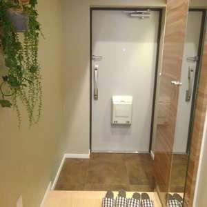 高田馬場住宅(7階,3199万円)のお部屋の玄関