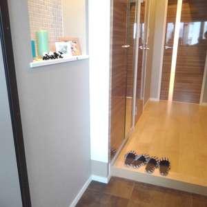 高田馬場住宅(7階,3399万円)のお部屋の玄関