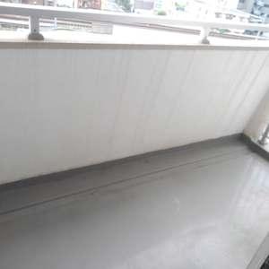 高田馬場住宅(7階,3399万円)のバルコニー