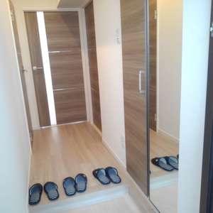 高田馬場住宅(9階,3099万円)のお部屋の玄関