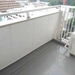 高田馬場住宅(9階,3099万円)のバルコニー