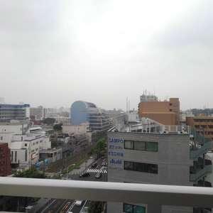 高田馬場住宅(9階,3099万円)のお部屋からの眺望