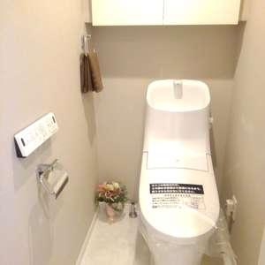 高田馬場住宅(9階,3099万円)のトイレ