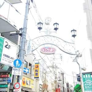 ハイネス東中野プリメールの最寄りの駅周辺・街の様子