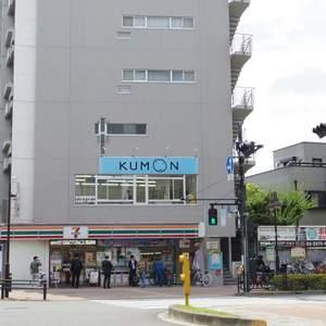 ハイネス東中野プリメールの周辺の食品スーパー、コンビニなどのお買い物