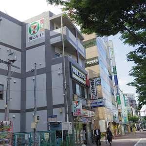 ヒルズ中野坂上新都心グランステージの最寄りの駅周辺・街の様子