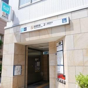 カーサ田原町の最寄りの駅周辺・街の様子