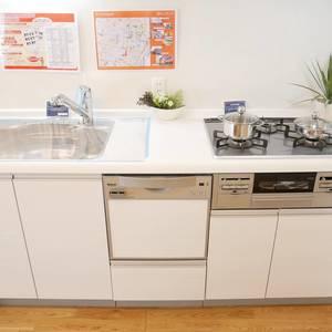 カーサ田原町(8階,)のキッチン