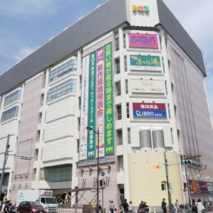 カーサ田原町の周辺の食品スーパー、コンビニなどのお買い物