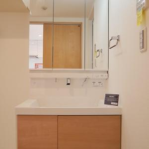 カーサ田原町(11階,)の化粧室・脱衣所・洗面室