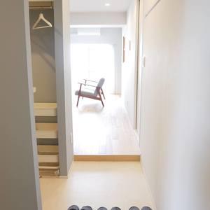 雷門永谷マンション(8階,)のお部屋の廊下