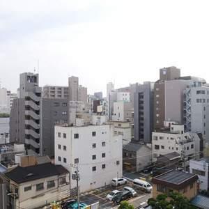 雷門永谷マンション(8階,)のお部屋からの眺望