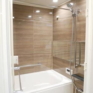 ライオンズマンション錦糸町第2(9階,3680万円)の浴室・お風呂