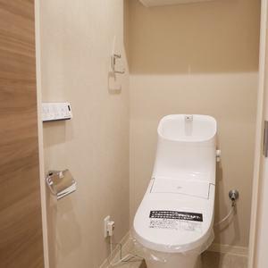 ライオンズマンション錦糸町第2(9階,3680万円)のトイレ
