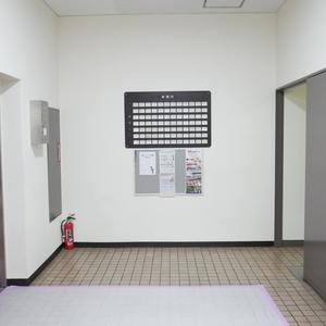 ライオンズマンション錦糸町第2の共用ロビー