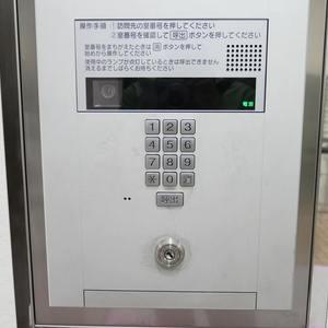 ライオンズマンション錦糸町第2のマンションの入口・エントランス