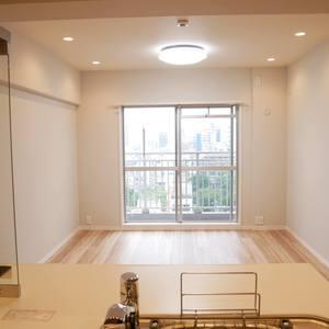 ライオンズマンション錦糸町第2(9階,3680万円)の居間(リビング・ダイニング・キッチン)