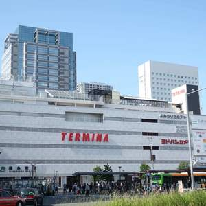 ライオンズマンション錦糸町第2の最寄りの駅周辺・街の様子
