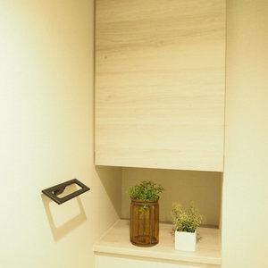 ソフトタウン代々木(4階,)のトイレ
