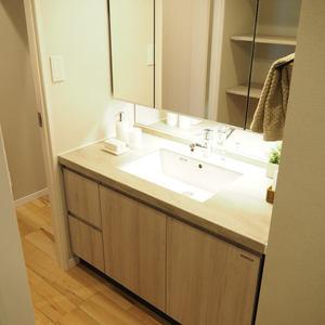 ソフトタウン代々木(4階,)の化粧室・脱衣所・洗面室