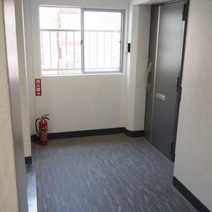 ソフトタウン代々木(4階,)のお部屋の玄関