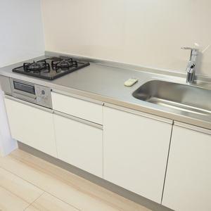 ライオンズマンション初台第2(7階,)のキッチン