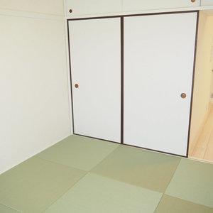 ライオンズマンション初台第2(7階,)の和室