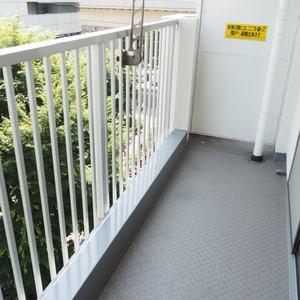 ライオンズマンション初台第2(7階,)のバルコニー