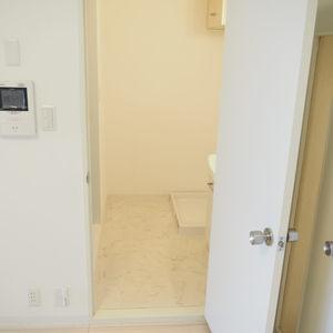 ライオンズマンション初台第2(7階,)の化粧室・脱衣所・洗面室