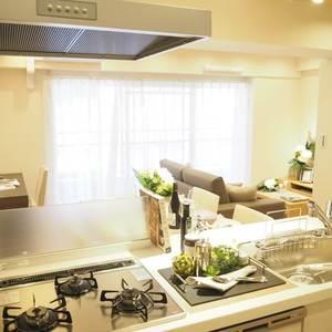 ヴィラロイヤル代々木(3階,)のキッチン