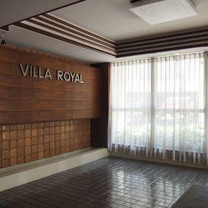 ヴィラロイヤル代々木のマンションの入口・エントランス