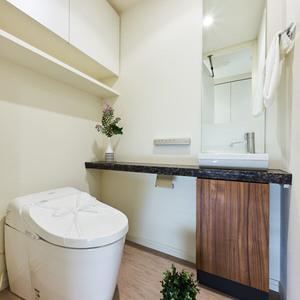 アクシア青山(13階,)のトイレ