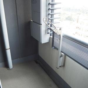 アクシア青山(13階,)のバルコニー