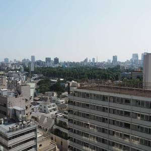 アクシア青山(13階,)のお部屋からの眺望