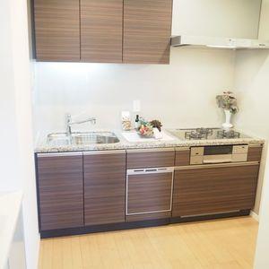 アクシア青山(13階,)のキッチン