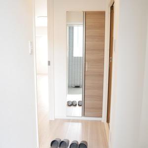 日興パレス雷門(8階,3399万円)のお部屋の廊下