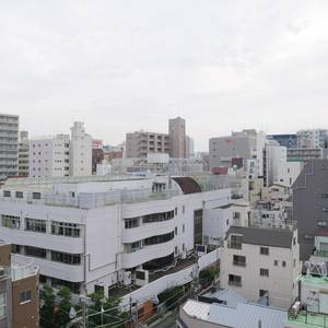 日興パレス雷門(8階,3399万円)のお部屋からの眺望