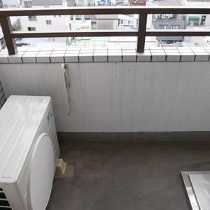 日興パレス雷門(8階,3399万円)のバルコニー