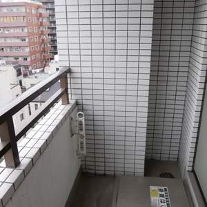 日興パレス雷門(8階,)のバルコニー