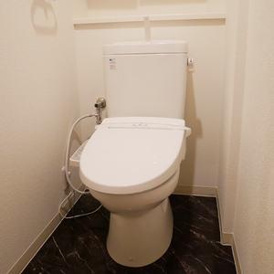 シティハウス浅草ステーションコート(2階,3698万円)のトイレ