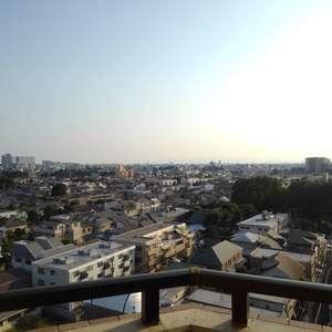 朝日クレスパリオ西落合(11階,)のお部屋からの眺望