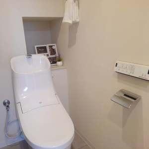 朝日クレスパリオ西落合(11階,)のトイレ