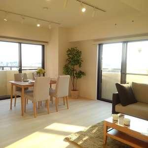 朝日クレスパリオ西落合(11階,)の居間(リビング・ダイニング・キッチン)