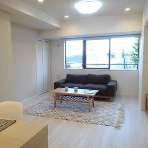 コスモ西落合(3階,)の居間(リビング・ダイニング・キッチン)