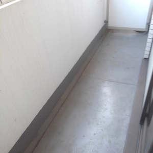 コスモ西落合(3階,)のバルコニー