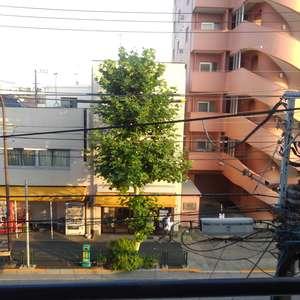 コスモ西落合(3階,)のお部屋からの眺望