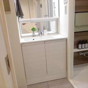 コスモ西落合(3階,)の化粧室・脱衣所・洗面室