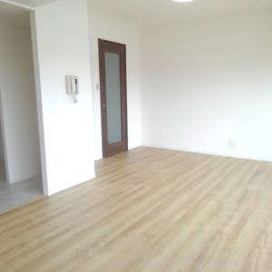 豊島ハイツ(5階,)の居間(リビング・ダイニング・キッチン)