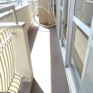 豊島ハイツ(5階,)のバルコニー